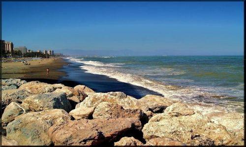 Zdjecie HISZPANIA / Andaluzja / Torremolinos / Plaże Torremolinos