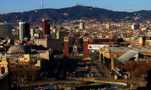 Zdjęcie HISZPANIA / Catalunya / Barcelona / Barcelona