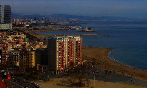 Zdjecie HISZPANIA / Catalunya / Barcelona / Plaża