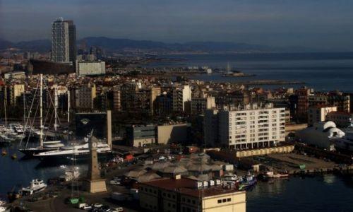Zdjęcie HISZPANIA / Catalunya / Barcelona / W porcie