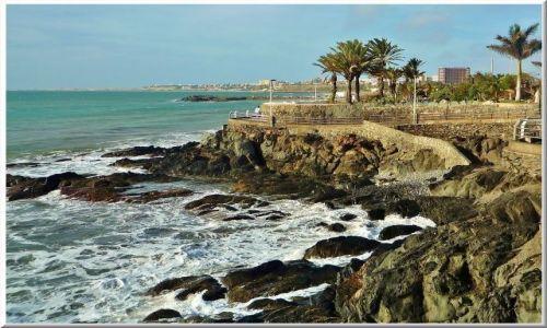 Zdjęcie HISZPANIA / Wyspy Kanaryjskie / Gran Canaria / Wybrzeża Gran Canarii