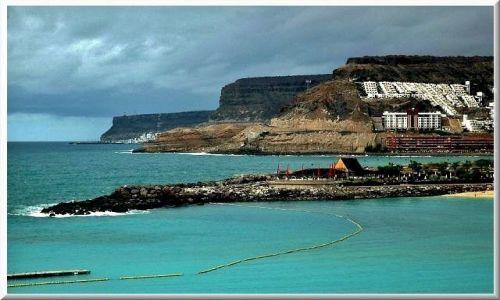 Zdjęcie HISZPANIA / Wyspy Kanaryjskie / Playa de Amadores / Playa de Amadores