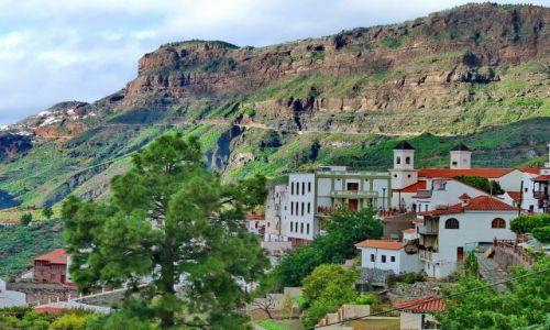 Zdjecie HISZPANIA / Gran Canaria / Tejeda / Tejeda