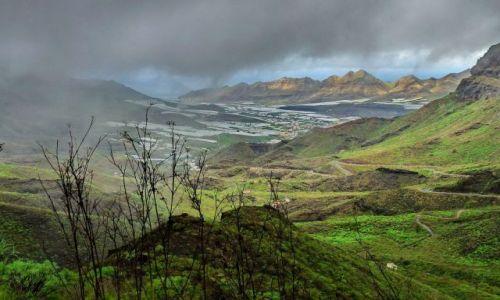 Zdjecie HISZPANIA / Gran Canaria / Gran Canaria / Droga na dół