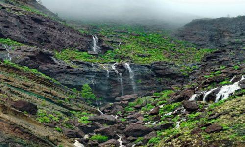 Zdjecie HISZPANIA / Gran Canaria / Gran Canaria / Ściana wodospadów