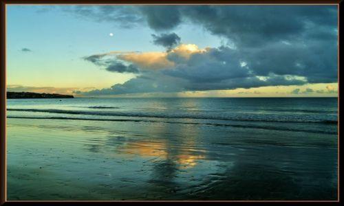 Zdjecie HISZPANIA / Wyspy Kanaryjskie / Gran Canaria - Playa del Ingles / Księżyc w Playa del Ingles