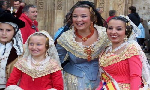 Zdjęcie HISZPANIA / Region Walencja / Walencja / Festiwal de Las Fallas w Walencji