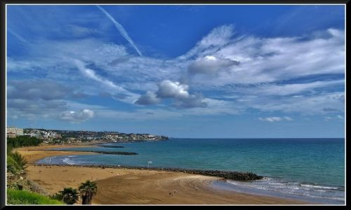 Zdjecie HISZPANIA / Gran Canaria / Playa del Ingles / Plaże Gran Canarii