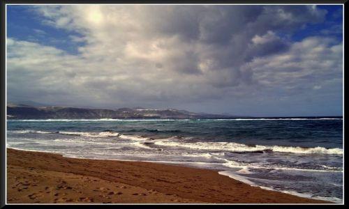 HISZPANIA / Gran Canaria / Las Palmas / Wybrzeża Gran Canarii ,