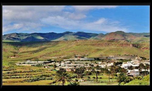 HISZPANIA / Gran Canaria / Gran Canaria / Widok z Cocodrilo Park