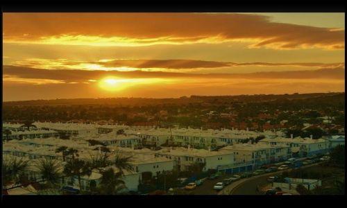 Zdjecie HISZPANIA / Gran Canaria / Playa del Ingles / Wieczorem