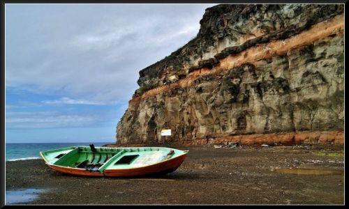 Zdjecie HISZPANIA / Gran Canaria / Puerto de Mogan / Kolory Gran Canarii