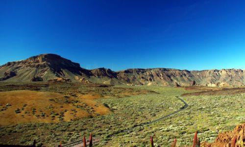 Zdjęcie HISZPANIA / Wyspy Kanaryjskie, Teneryfa / Parque Nacional del Teide / Las Canadas