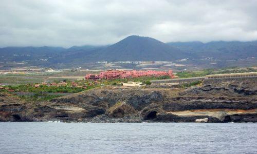 Zdjęcie HISZPANIA / Wyspy Kanaryjskie, Teneryfa / Wybrzeże, strona zachodnia / Abama