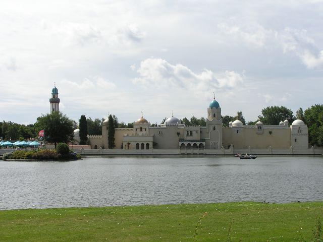 Những công viên giải trí hàng đầu thế giới