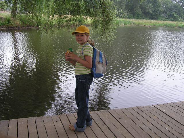 Zdj�cia: EINDHOVEN-SKANSEN ARCHEOLOGICZNY, JEZIORO, HOLANDIA