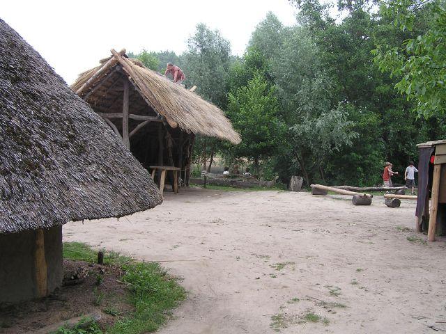 Zdjęcia: EINDHOVEN-SKANSEN ARCHEOLOGICZNY, SKANSEN, HOLANDIA