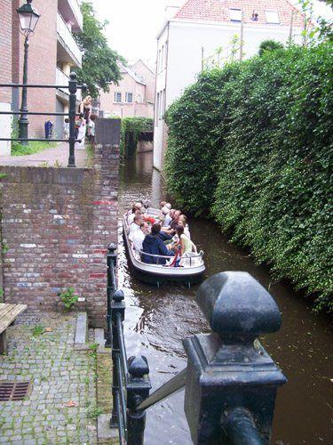 Zdjęcia: 's-Hertogenbosch, Kanały Den Bosch, HOLANDIA
