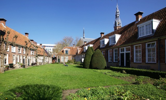 Zdjęcia: Przytułek św. Antoniego, Groningen, Oaza , HOLANDIA