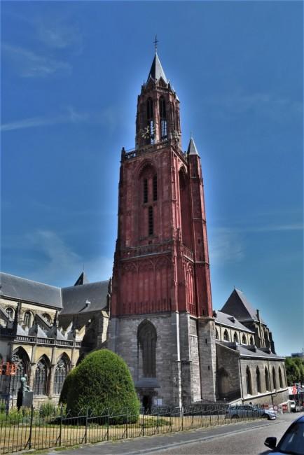 Zdjęcia: Maastricht, Limburg, Maastricht, kościół protestancki św. Jana, HOLANDIA