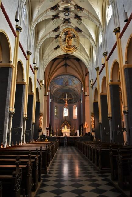 Zdjęcia: Maastricht, Limburgia, Maastricht, Bazylika św. Serwacego, HOLANDIA
