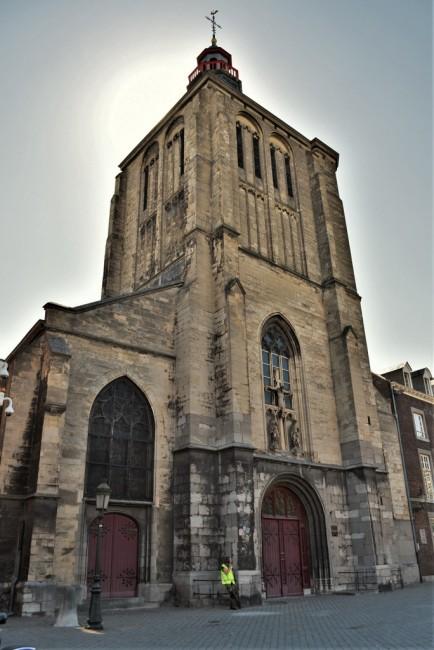 Zdjęcia: Maastricht, Limburgia, Maastricht, dawny kościół franciszkański, HOLANDIA