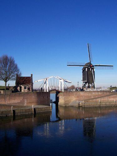 Zdjęcia: Heusden, Brabancja Północna, Heusden - prawdziwa perełka Holandii, HOLANDIA