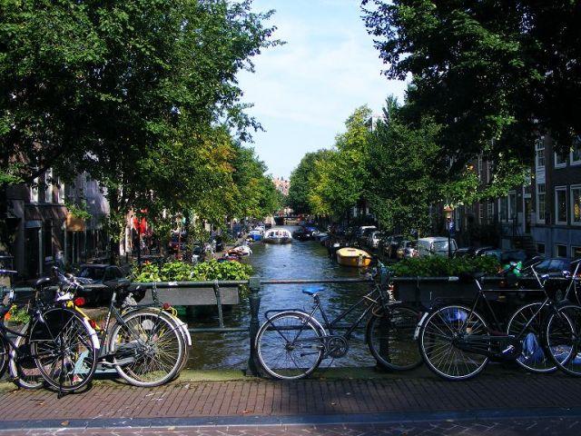 Zdj�cia: Amsterdam, Amsterdam, HOLANDIA