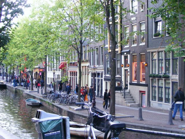 Zdjęcia: Amsterdam, Amsterdam, Red Light Distrikt, HOLANDIA