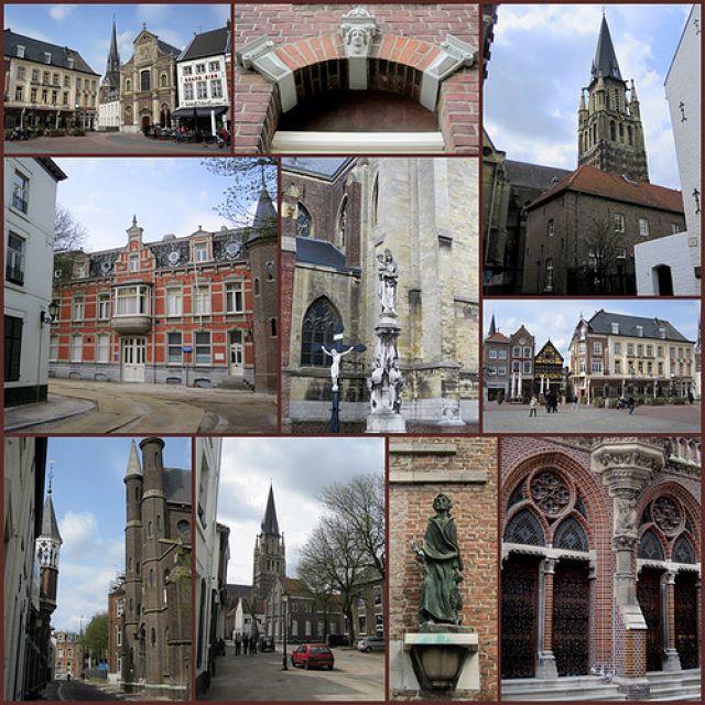 Zdjęcia: Sittard, Limburg, Moje miasteczko., HOLANDIA