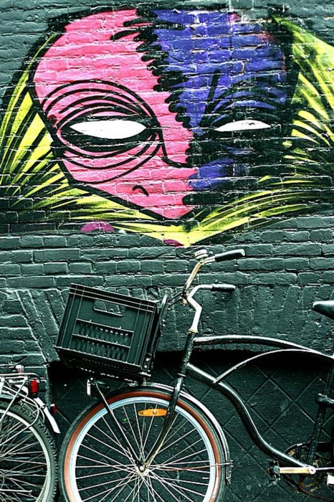 Zdjęcia: gdzieś w centrum :), Amsterdam, Rowery, HOLANDIA