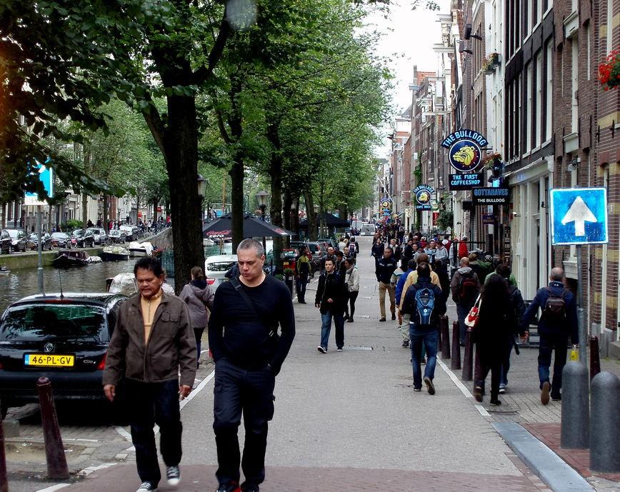 Zdjęcia: Amsterdam, Amsterdam-2, HOLANDIA