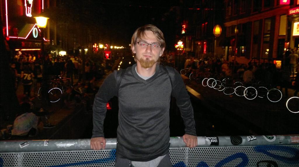 Zdjęcia: Amsterdam, x, Czerwone latarnie, HOLANDIA