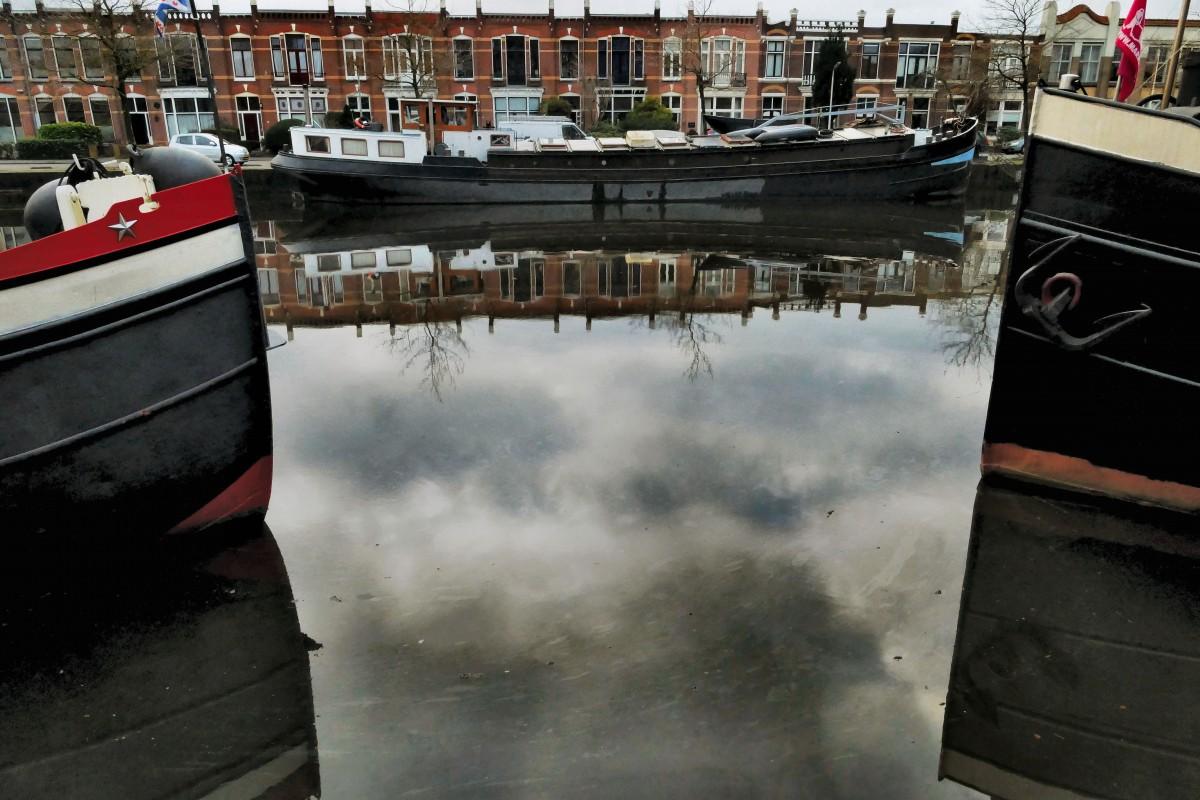 Zdjęcia: Leeuwarden, Fryzja, holenderski splin, HOLANDIA