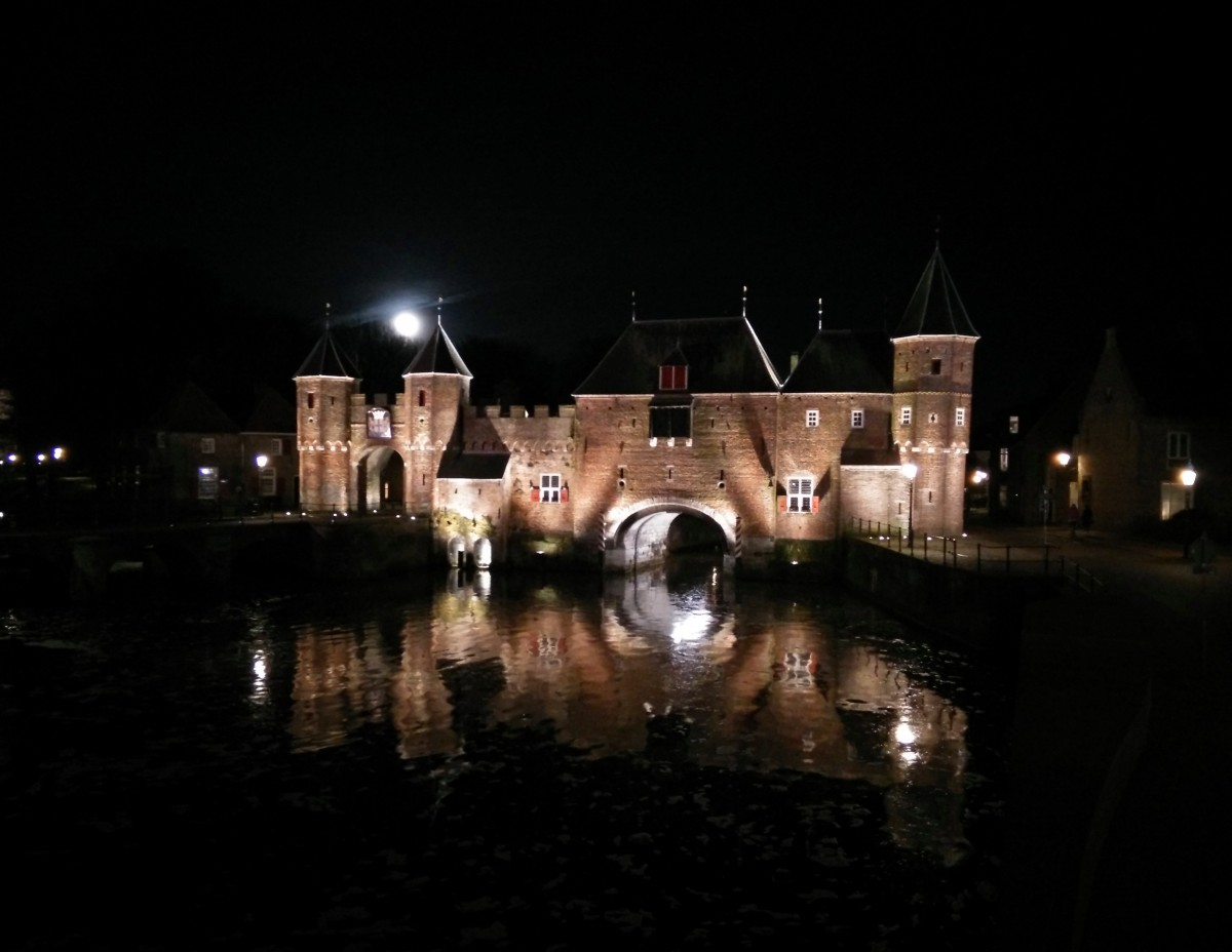 Zdjęcia: Amersfoort, Utrecht, Pełnia, HOLANDIA