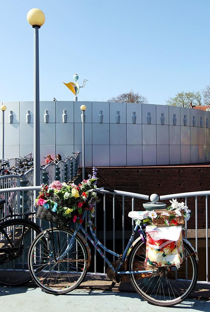 Zdjęcia: Muzeum miejskie, Groningen, Ukwiecony, HOLANDIA