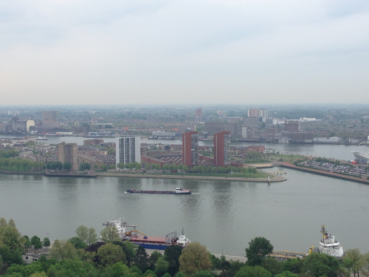 Zdjęcia: Rotterdam, Randstad Holland, Rotterdam, HOLANDIA