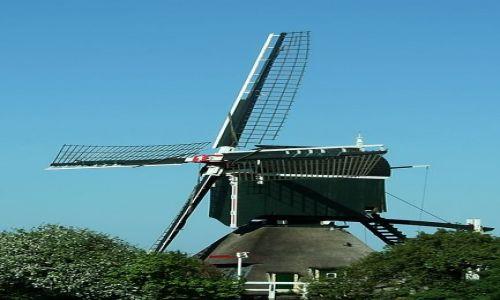 HOLANDIA / - / Amsterdam / Wiatrak