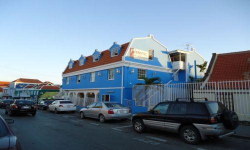 HOLANDIA / Antyle Holenderskie / Curacao / Willemstad / Hostel w Willemstad