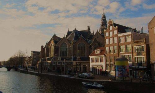 Zdjecie HOLANDIA / Holandia północna / Red Light Distric / mój bajeczny Am