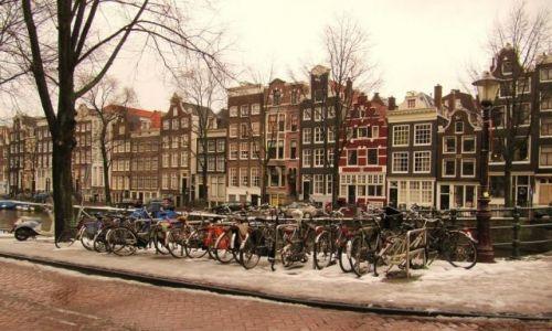 Zdjecie HOLANDIA / - / Amsterdam / mój bajeczny Am