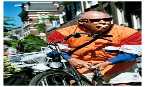 Zdjecie HOLANDIA / - / Amsterdam / Queens Day