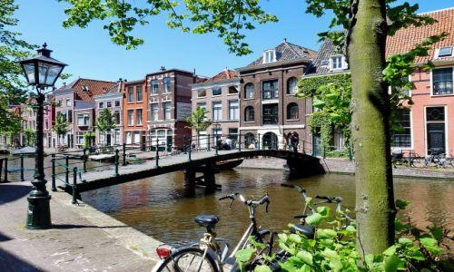 Zdjecie HOLANDIA / Zuid Holland / Leiden / Fotka z Leiden