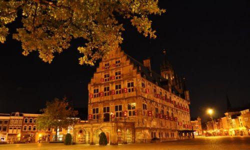 Zdjecie HOLANDIA / Zuid Holland / Gouda / Stadhuis Gouda