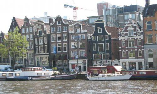 Zdjecie HOLANDIA / - / Amsterdam / jedno z ulubionych miast