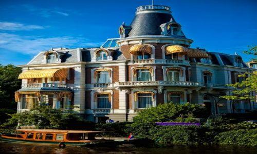 Zdjecie HOLANDIA / Amsterdam / Amsterdam / Fabulous house in Amsterdam.