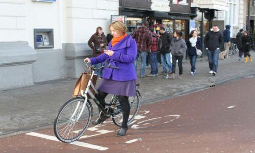 Zdjecie HOLANDIA / Amsterdam  / Amsterdam  / Konkurs_Kobieta w obiektywie podróżnika