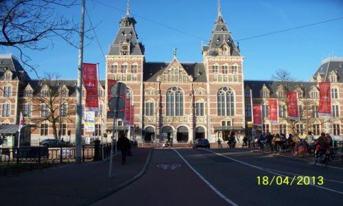 HOLANDIA / - / Amsterdam / Rijksmuseum