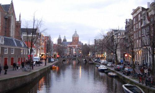 Zdjecie HOLANDIA / - / Amsterdam / Sylwester w