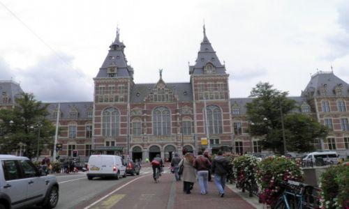 Zdjęcie HOLANDIA / - / Amsterdam / Amsterdam-2